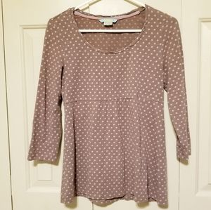 BODEN BABY DOLL TOP